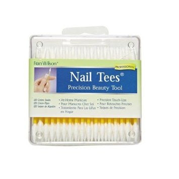 Fran Wilson Nail Tees Disposable Applicators 120 ct
