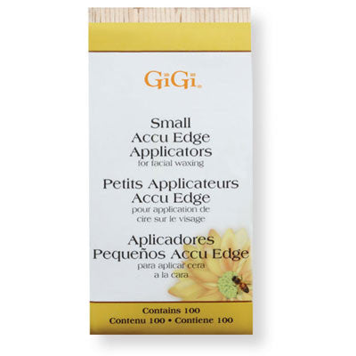 Gigi Accu Edge Applicators Small 100 Pack 0430