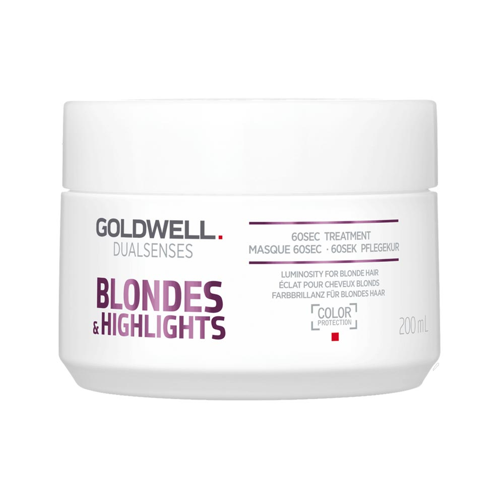 Goldwell Dualsenses Blonde & Highlights 60 Second Treatment 6.7 oz