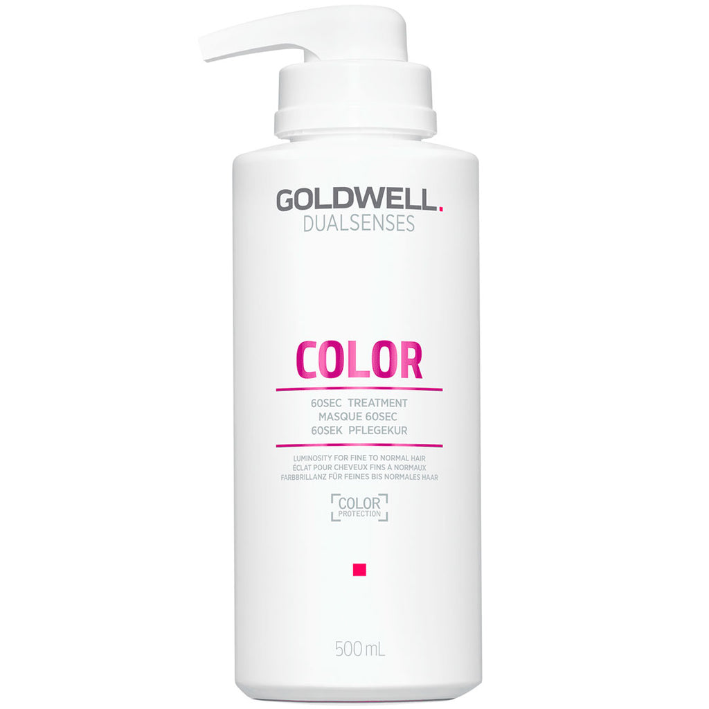 Goldwell Dualsenses Color 60 Second Treatment 16.9 oz