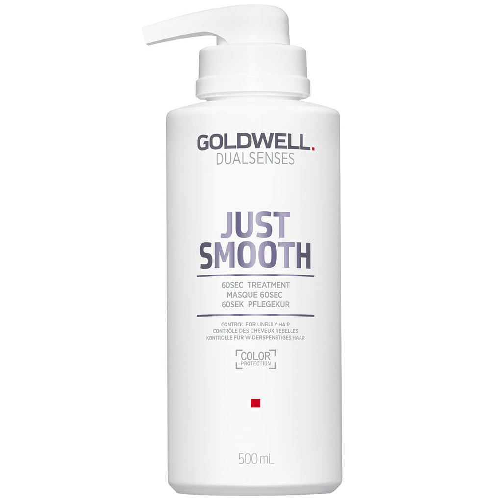 Goldwell Dualsenses Just Smooth Taming 60 second Treatment 16.9 oz