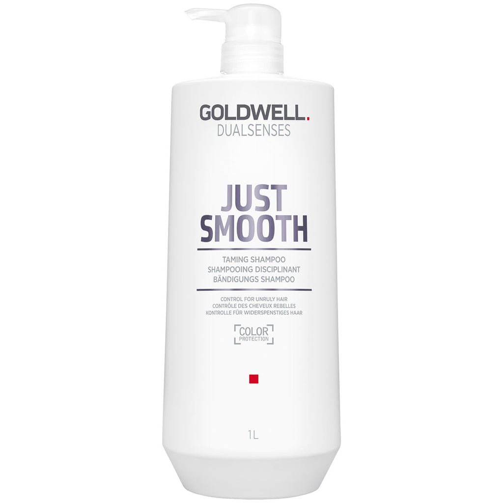 Goldwell Dualsenses Just Smooth Taming Shampoo 1 Liter