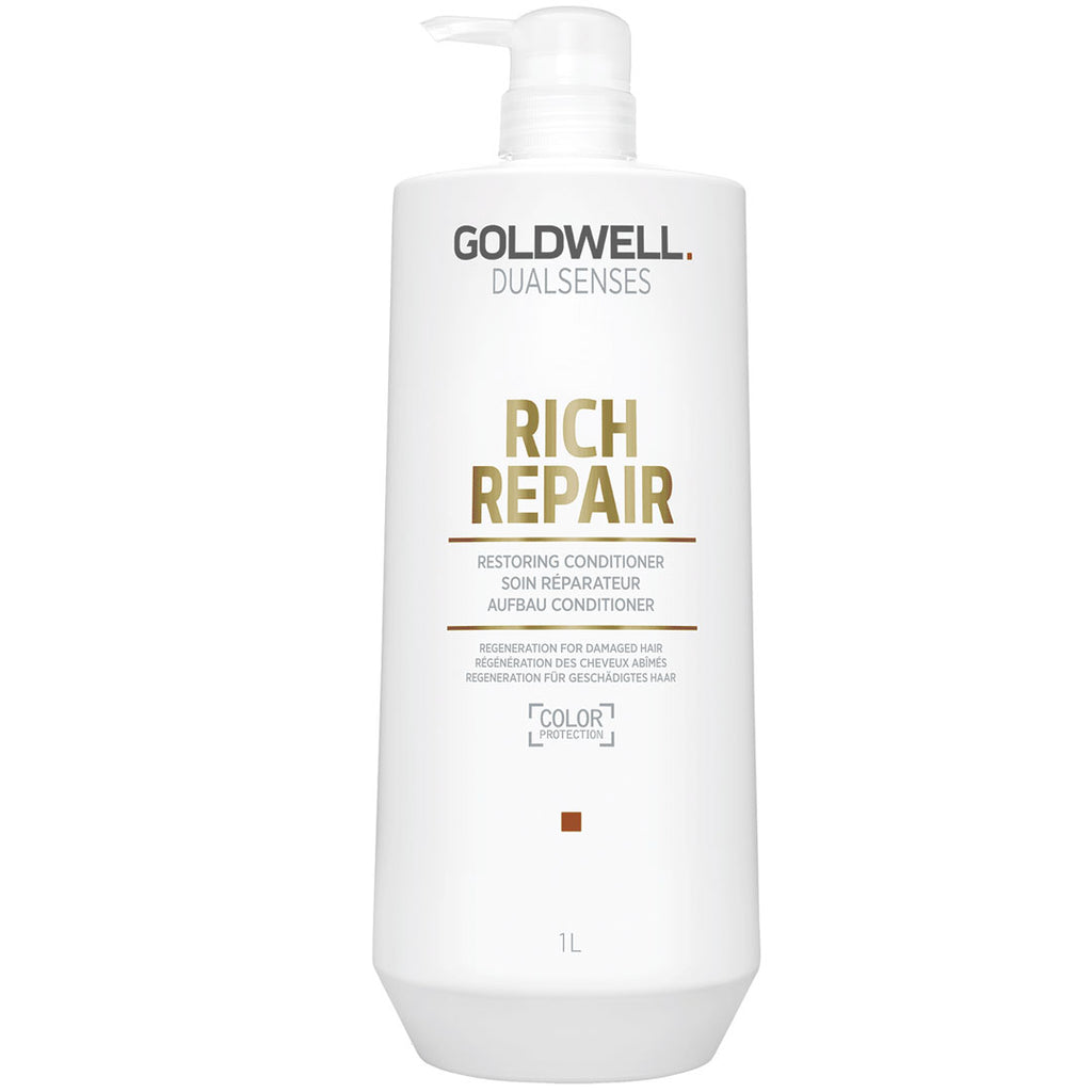 Goldwell Dualsenses Rich Repair Restoring Conditioner 1 Liter