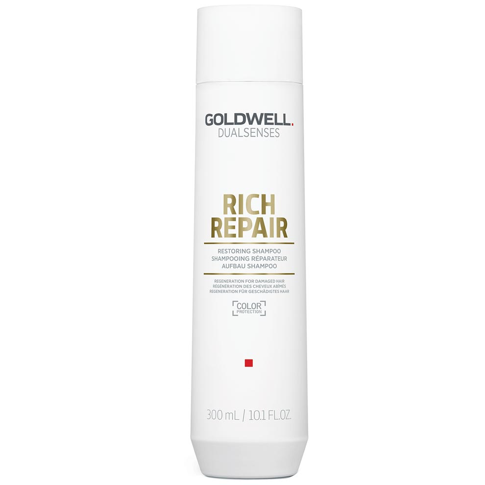 Goldwell Dualsenses Rich Repair Restoring Shampoo 10.1 oz