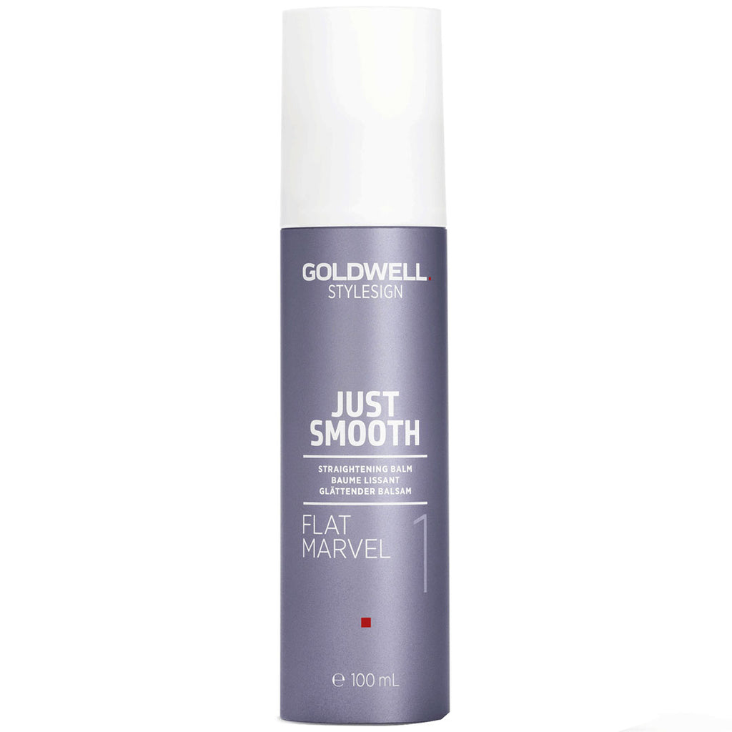 Goldwell StyleSign Just Smooth Flat Marvel Straightening Balm 3.3 oz
