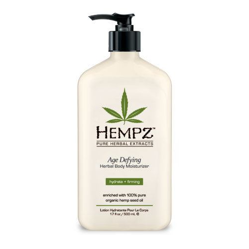 Hempz Age Defying Herbal Moisturizer 17 oz