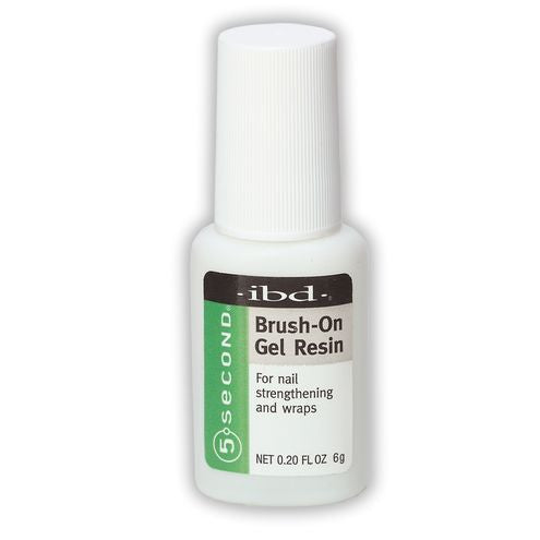IBD 5 Second Nail Brush On Gel Resin 0.20 oz