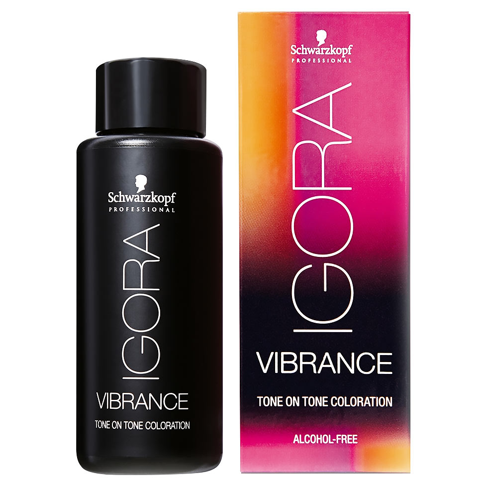 Schwarzkopf Igora Vibrance Gel Demi-Permanent Hair Color 2.02 oz