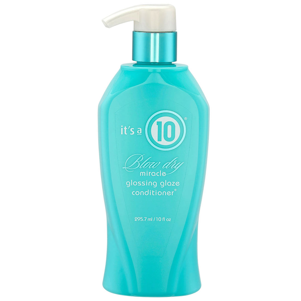 It's A 10 Blow Dry Miracle Glossing Glaze Conditioner 10 oz