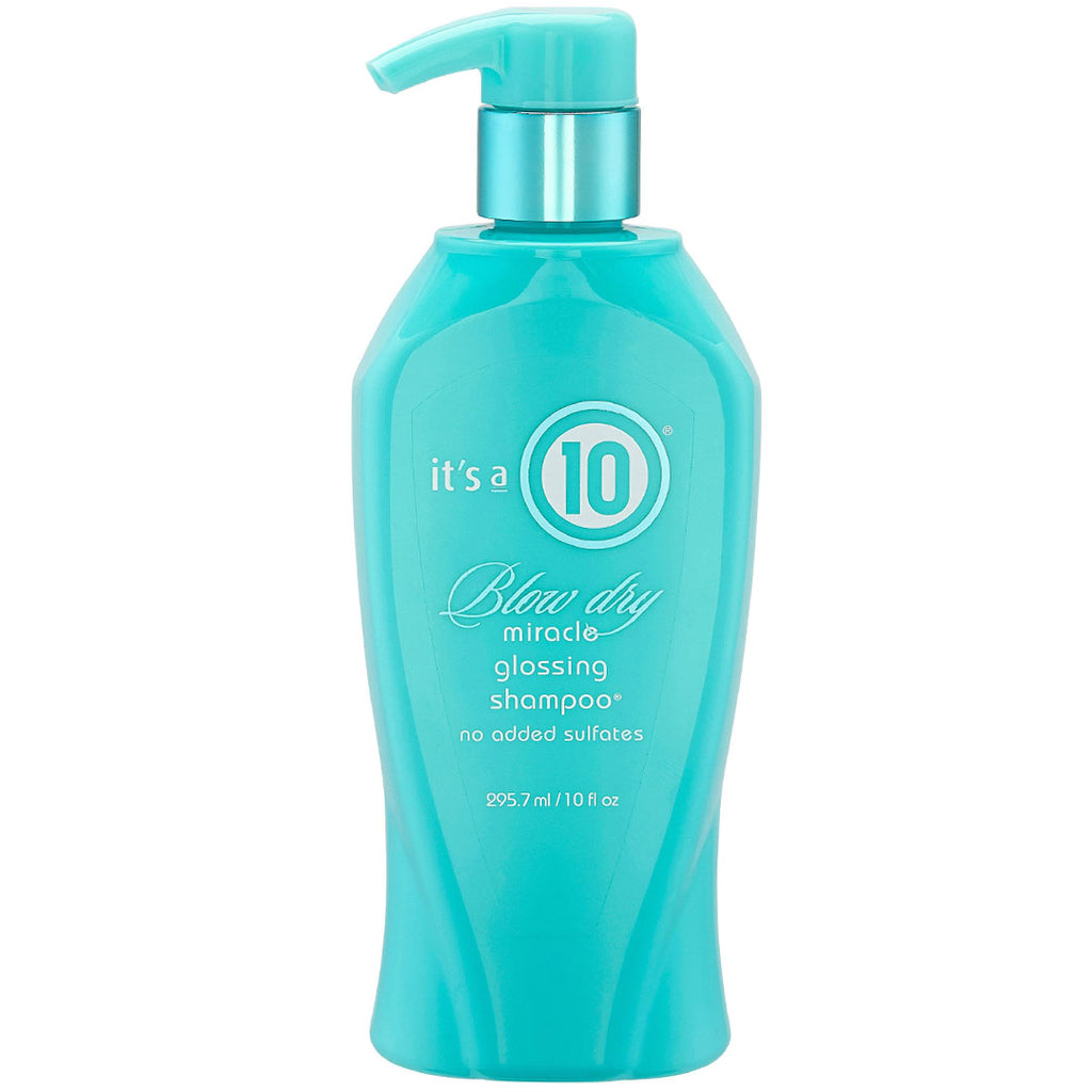 It's A 10 Blow Dry Miracle Glossing Shampoo 10 oz