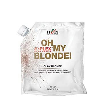 Italy Oh My Blonde Clay Blonde E-Plex Bond Repair 14.10 oz