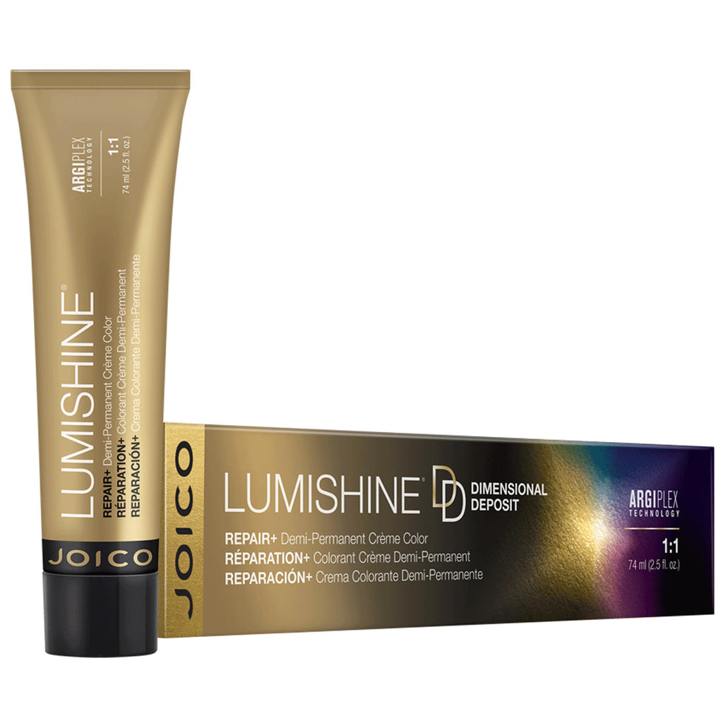 Joico Lumishine DD Dimensional Deposit Demi-Permanent Color 2.5 oz
