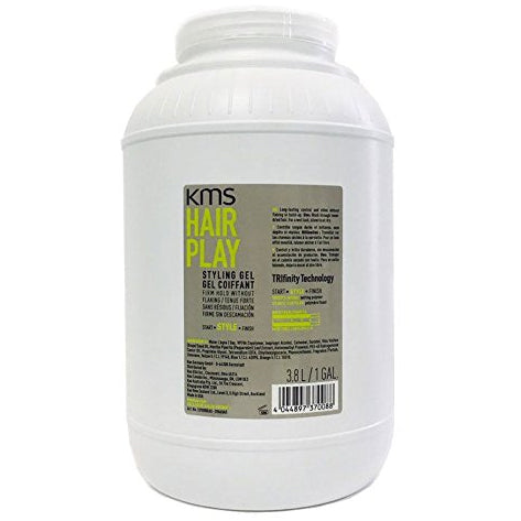 KMS Hair Play Styling Gel 128 oz