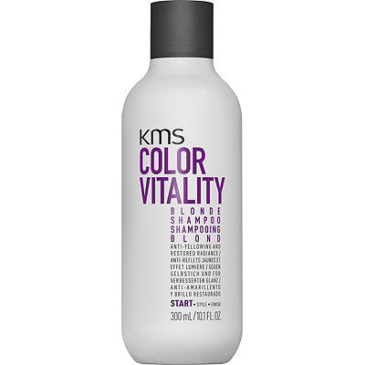 KMS Color Vitality Blonde Shampoo 10.1 oz