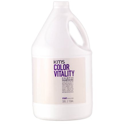 KMS Color Vitality Shampoo 1 Gallon
