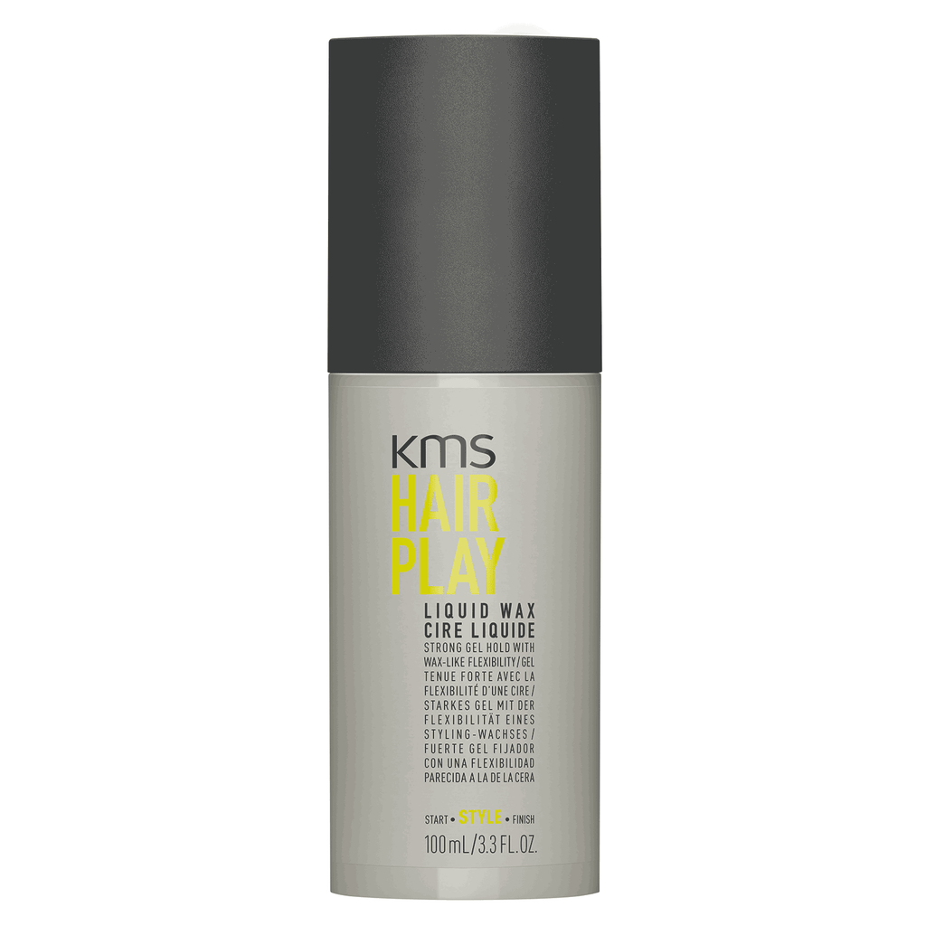 KMS Hair Play Liquid Wax 3.3 oz