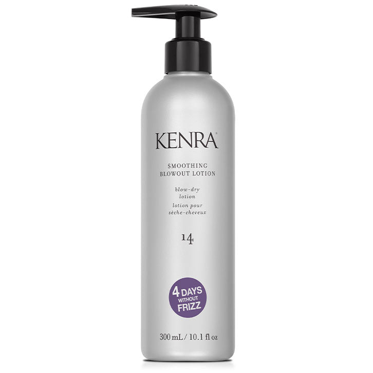 Kenra Smoothing Blowout Lotion 14 Blow Dry Lotion 10.1 oz
