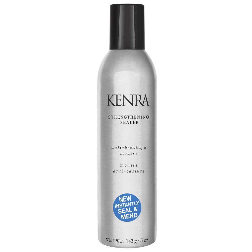 Kenra Strengthening Sealer Anti-Breakage Mousse 5 oz