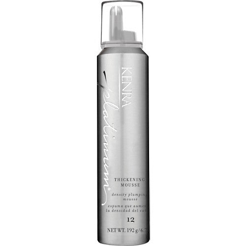 Kenra Platinum Thickening Mousse 6.7 oz