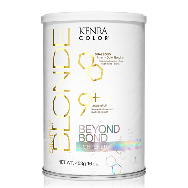 Kenra Professional Simply Blonde Beyond Bond Lightener 16 oz