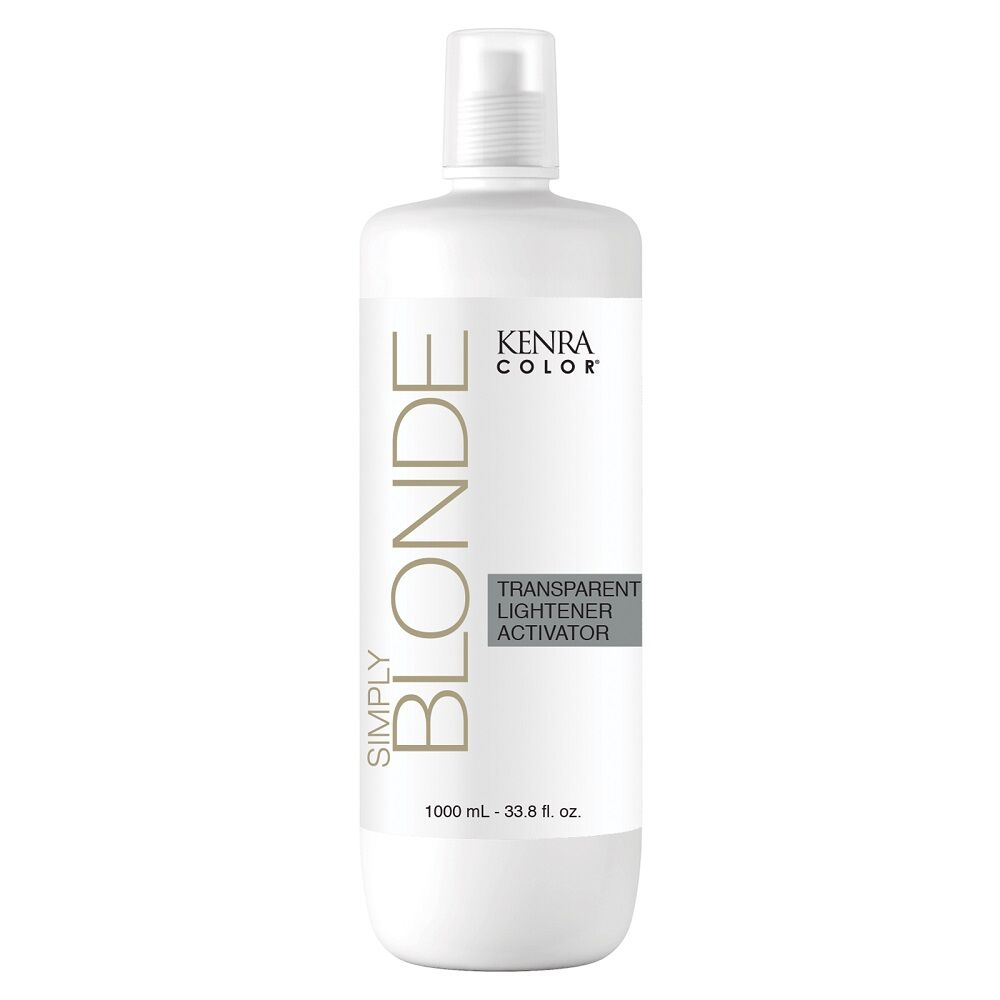 Kenra Professional Simply Blonde Transparent Lightener Activator 33.8 oz