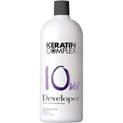 Keratin Complex 10 Vol. Developer 32 oz