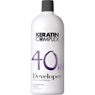 Keratin Complex 40 Vol. Developer 32 oz