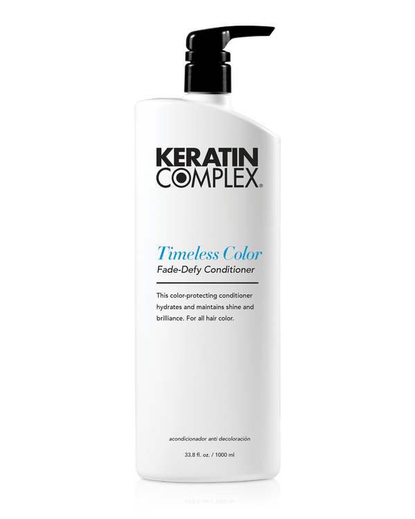 Keratin Complex Color Timeless Color Fade-Defy Conditioner 33.8 oz