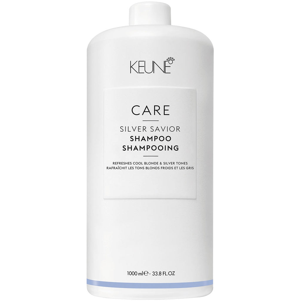 Keune Care Silver Savior Shampoo 33.8 oz