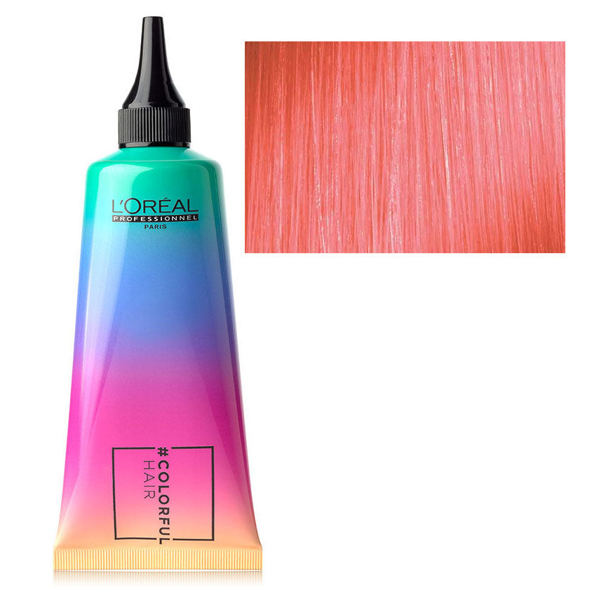 Loreal Professionnel Colorfulhair Semi Permanent Haircolor 3 Oz