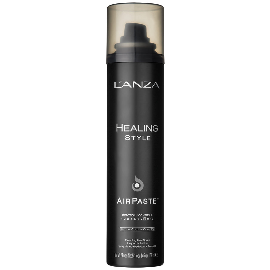 L'anza Healing Style AirPaste Finishing Hair Spray 5.1 oz