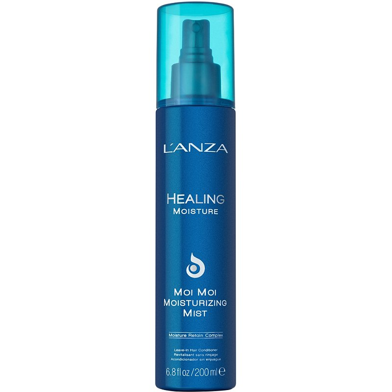 L'anza Healing Moisture Moi Moi Moisturizing Mist Leave In Conditioner 6.8 oz