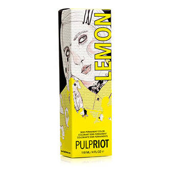 Pulp Riot Semi-Permanent Haircolor 4 oz Lemon