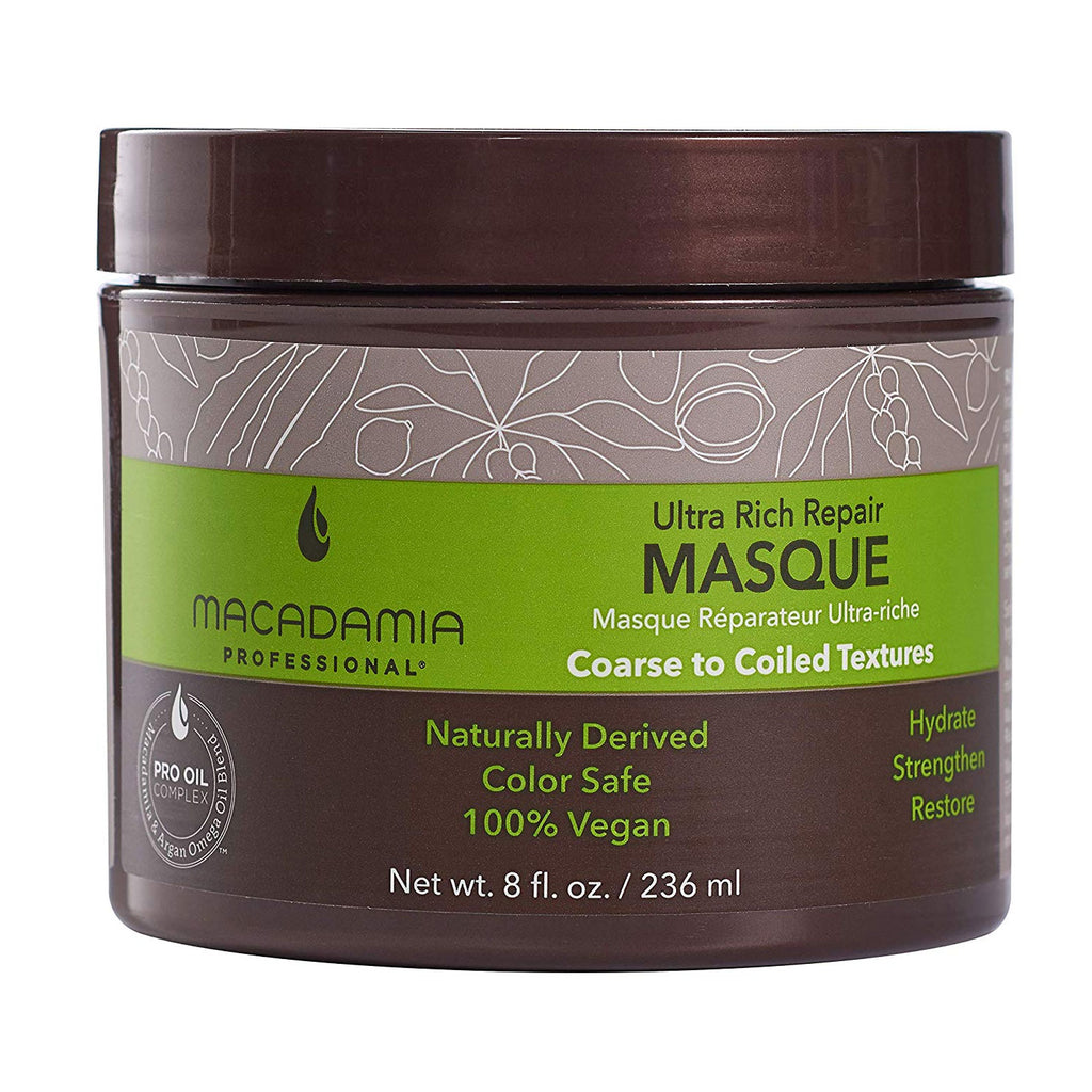 Macadamia Professional Ultra Rich Repair Masque 8 oz