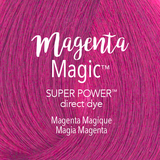 Mydentity Super Power Direct Dye 3 oz Magenta Magic Color Swatch