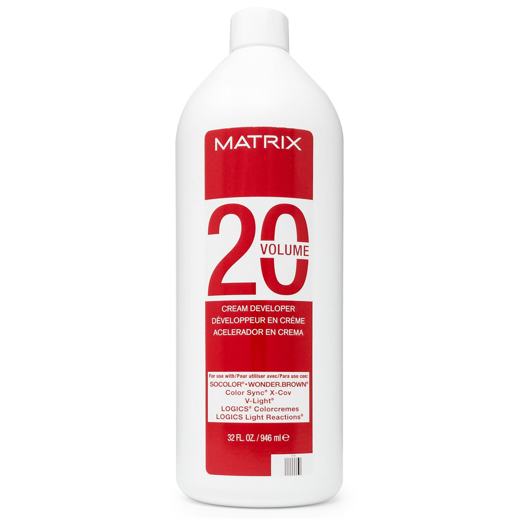 Matrix 20 Volume Creme Developer 32 oz