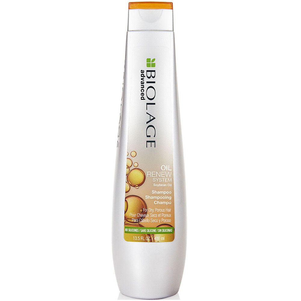 Matrix Biolage Advanced OilRenew Shampoo for Dry Porous Hair 13.5 oz