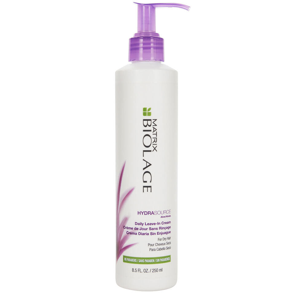 Matrix Biolage HydraSource Daily Leave-in Cream 8.5 oz