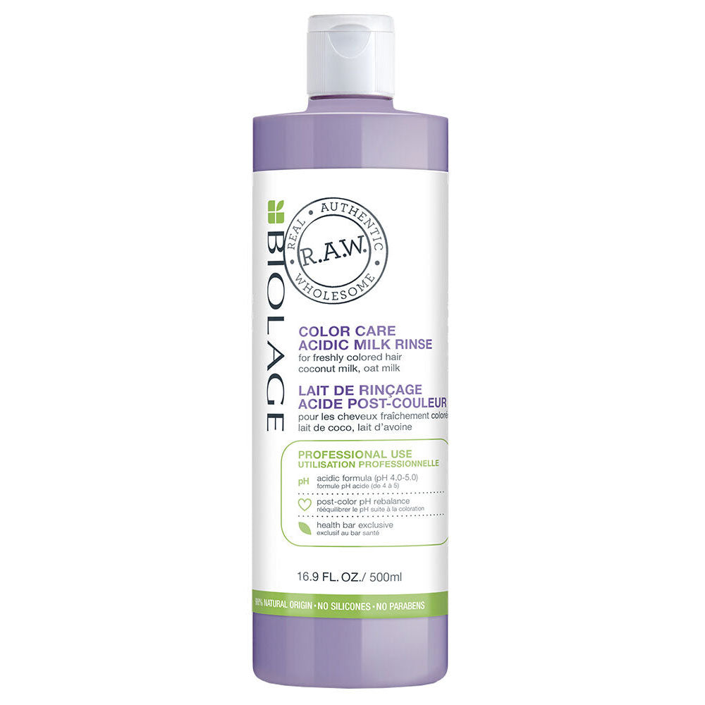 Matrix Biolage R.A.W. Color Care Acidic Milk Rinse 16.9 oz