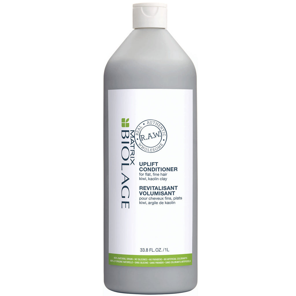 Matrix Biolage R.A.W. Uplift Conditioner For Flat Fine Hair 33.8 oz
