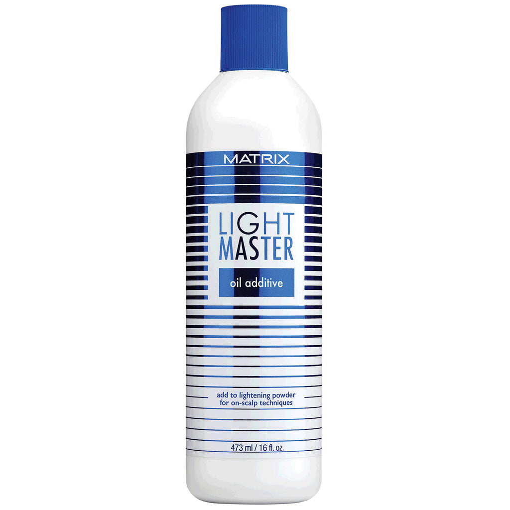 Matrix Light Master Oil Additive 16 oz