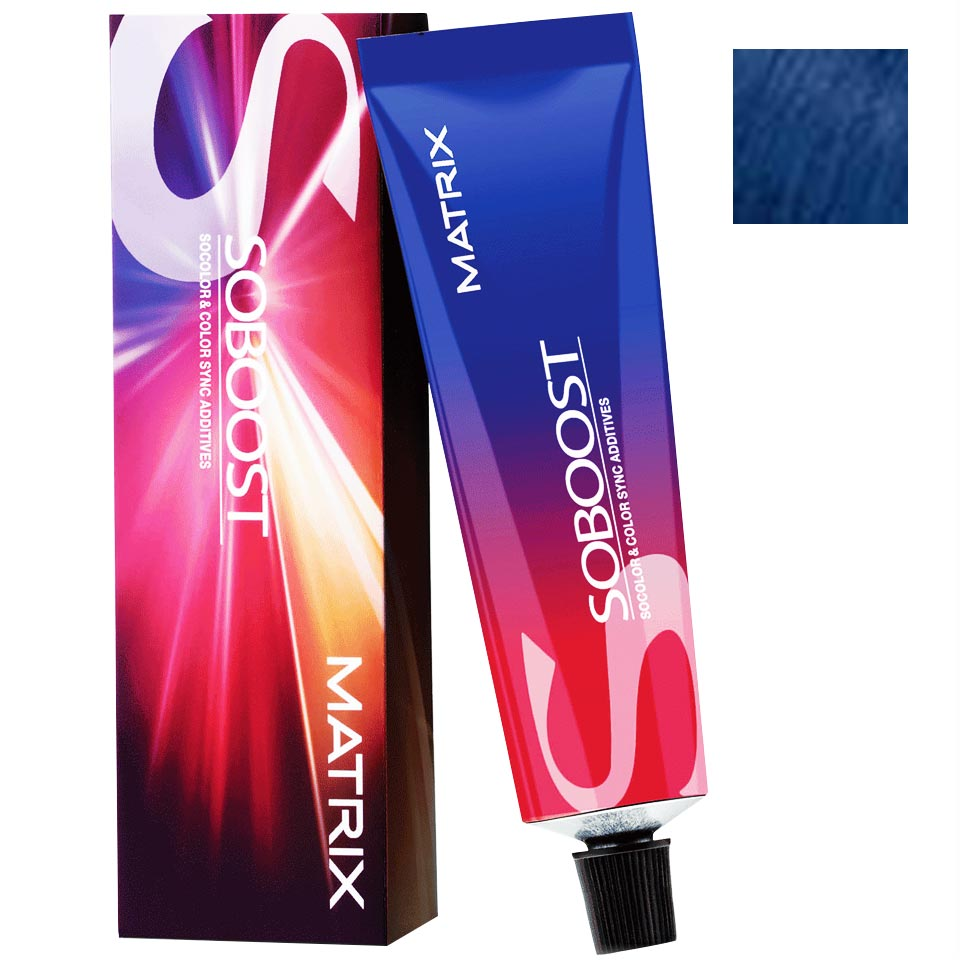 Matrix SoColor and ColorSync Additives SoBoost Blue