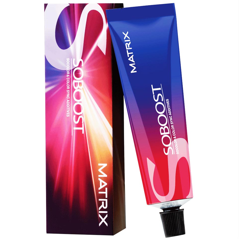Matrix SoColor and ColorSync Additives SoBoost