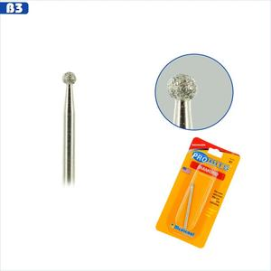 Medicool Diamond Pedicure Small Ball Bit for Podiatry B3