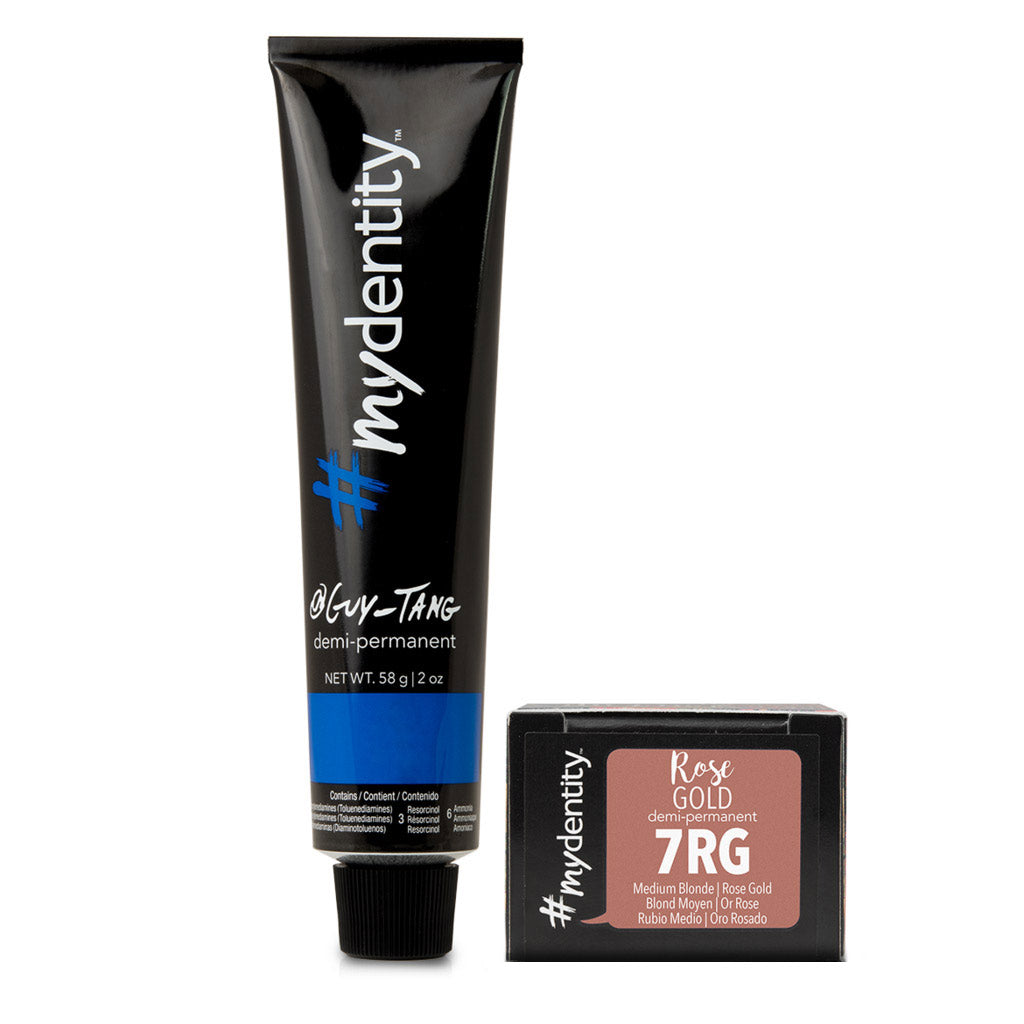 Mydentity Demi-Permanent Haircolor 2 oz Rose Gold