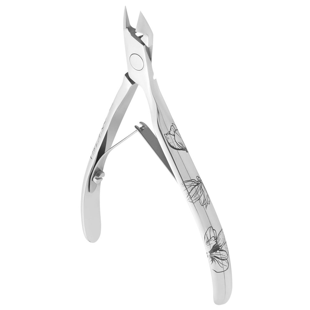 Staleks Professional Cuticle Nippers Exclusive 30 8mm NX-30-8 MAGNOLIA