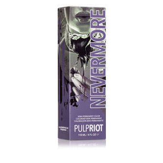 Pulp Riot Semi-Permanent Haircolor 4 oz Nevermore