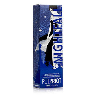 Pulp Riot Semi-Permanent Haircolor 4 oz Nightfall