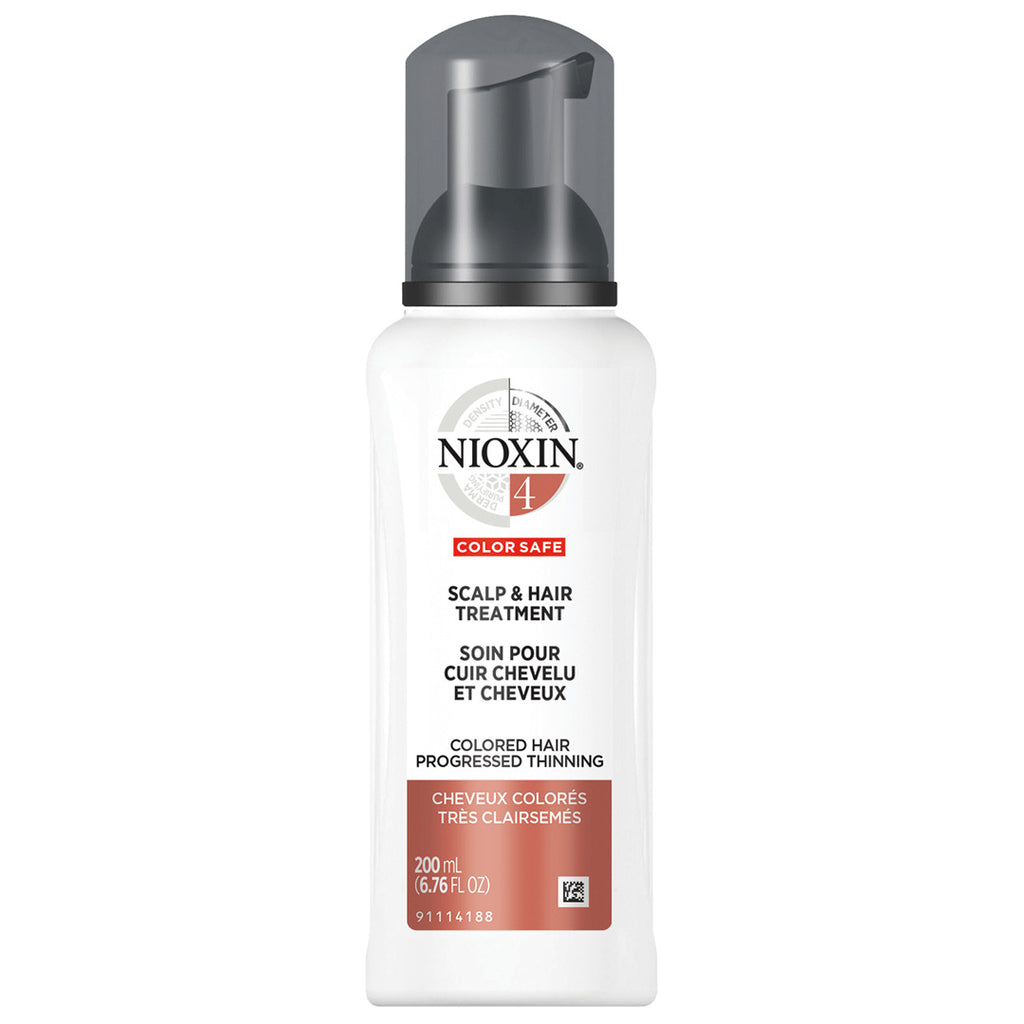 Nioxin System 4 Scalp & Hair Treatment 6.76 oz
