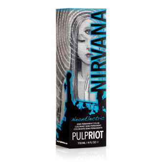 Pulp Riot Semi-Permanent Haircolor 4 oz Nirvana